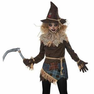 California Costumes Creepy Scarecrow Costume 8-10